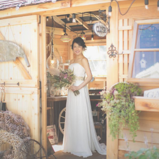 RUSTIC WEDDING 写真5